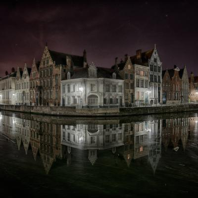 a night in Bruges